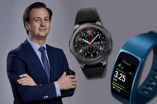 """""""El smartwatch será la llave del hogar inteligente"""": Luis de la Peña (Samsung)"""