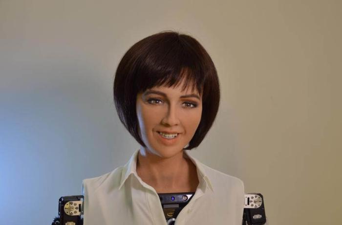 Sophia, un robot capaz de enamorarse