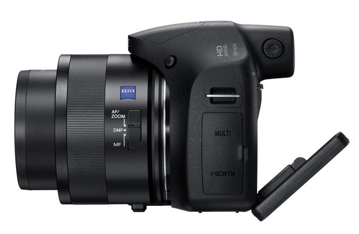 Sony Cyber-shot HX350: una cámara compacta con zoom óptico de 50x ideal para primeros planos