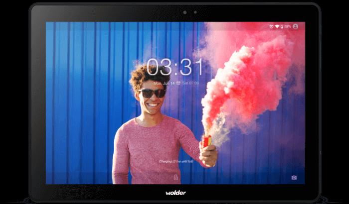 Wolder miTab Pro+ la tablet preparada para vídeos en 360