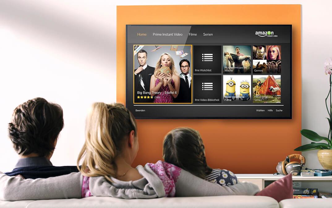 Amazon Prime Video llega a España