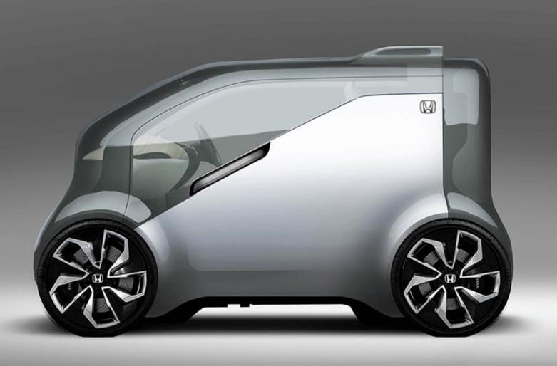 coche autónomo con inteligencia artificial de Honda