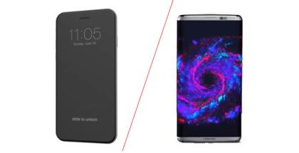 iPhone 8 VS. Samsung Galaxy S8
