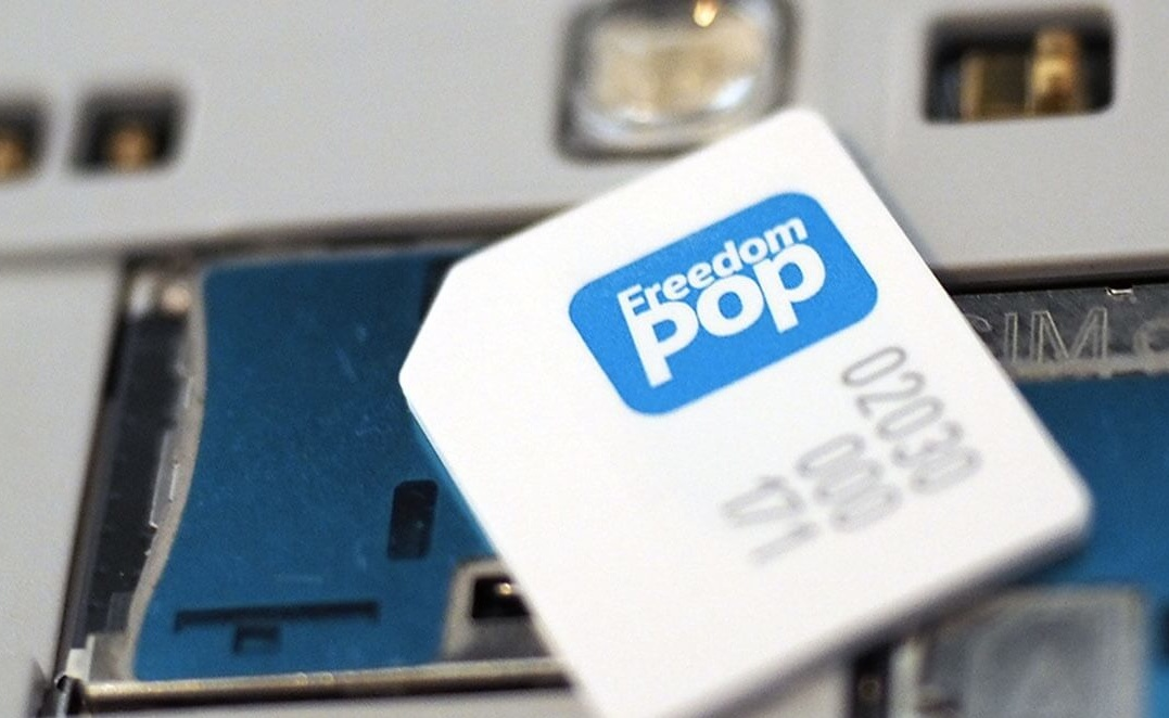 Móviles reacondicionados de FreedomPop
