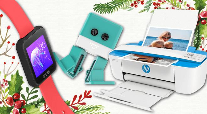 Top 3 de mejores regalos tech de menos de 100 euros