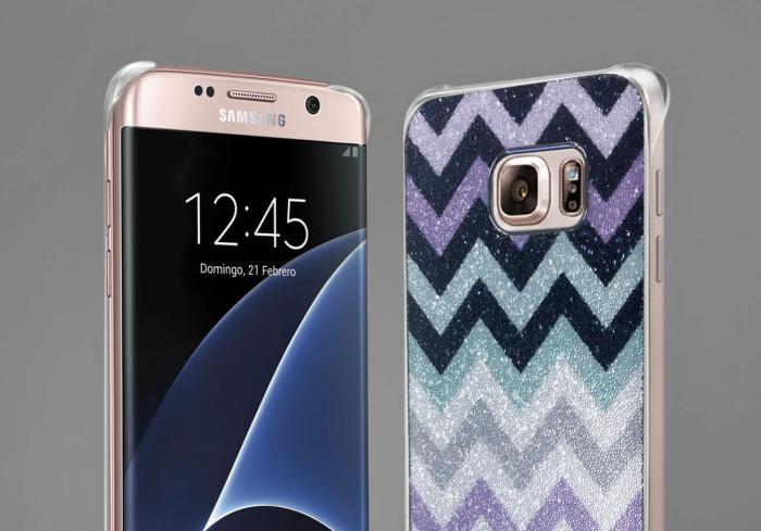 Samsung Galaxy S7 edge SMARTgirl Edition, la edición limitada con cristales Swarovski, ya a la venta