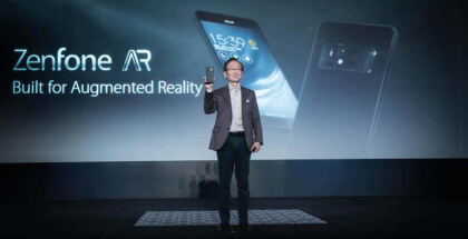 ASUS ZenFone R y ZenFone 3 Zoom