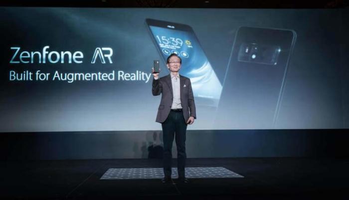 ZenFone AR y ZenFone 3 Zoom: los nuevos y potentes móviles de ASUS