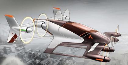 Airbus quiere lanzar taxis voladores autónomos