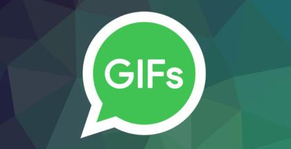 Cómo enviar Gifs animados en WhatsApp