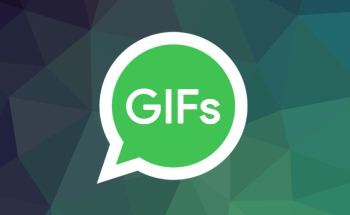 Cómo enviar GIFs animados por WhatsApp