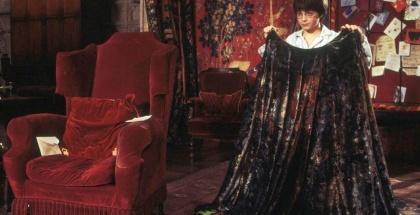 Capa de invisibilidad a lo Harry Potter