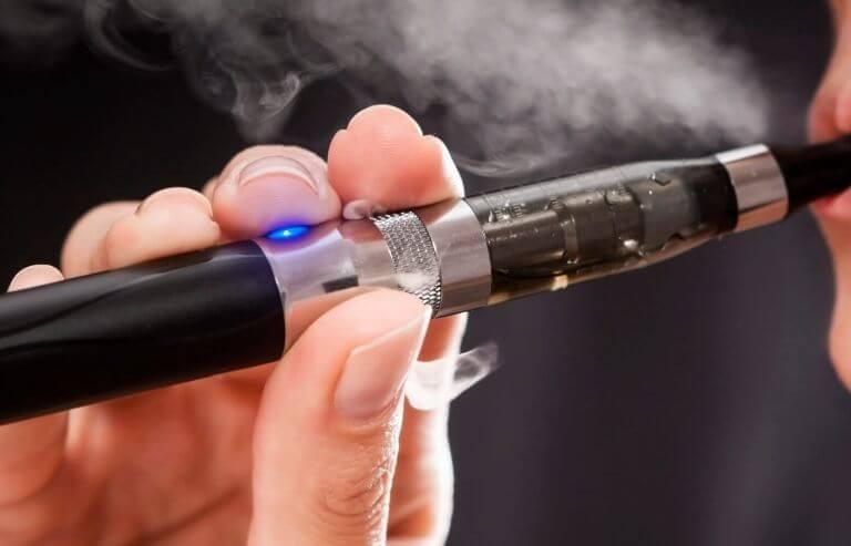 Cigarrillo electrónico de Apple