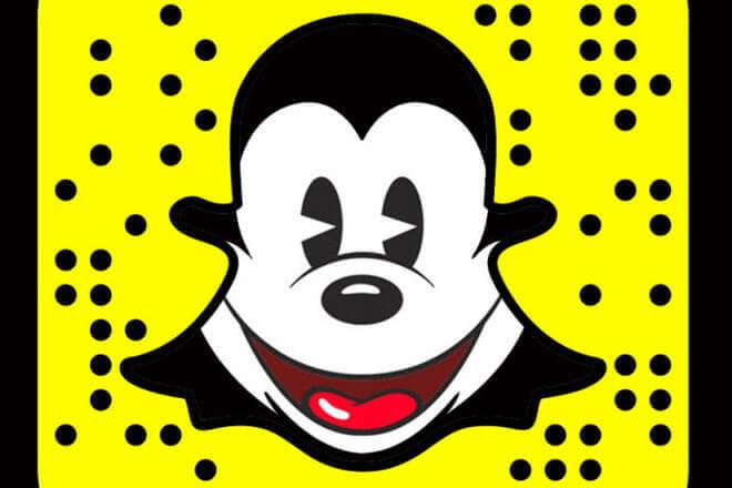 Disney creará una mini serie para Snapchat