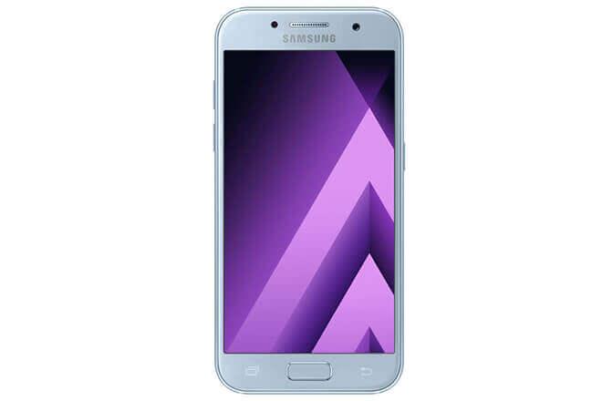 La nueva serie Samsung Galaxy A (2017)