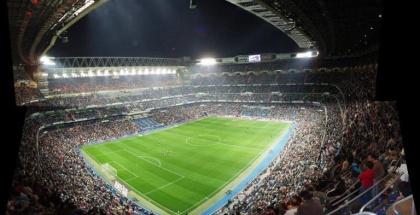 Fútbol en 360: El Santiago Bernabéu estrena la tecnología Intel 360 Replay
