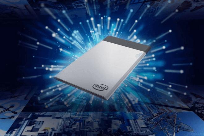 Intel Compute Card: Un PC del tamaño de una tarjeta de crédito