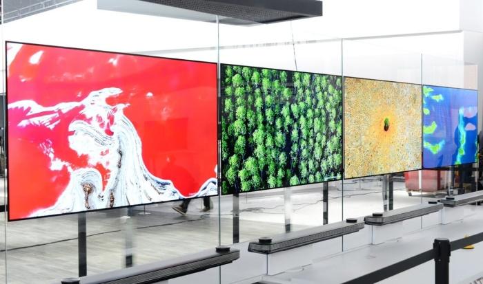 LG OLED TV W, el televisor más delgado del mundo que puedes (casi) pegar a la pared