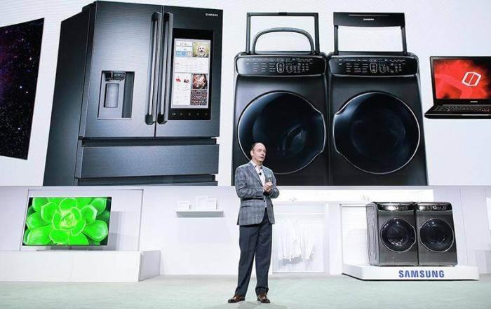 Samsung gana más de 30 premios de innovación y diseño en el CES 2017