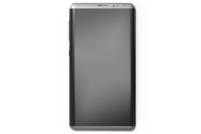 Este sí es el Samsung Galaxy S8, según Evleaks