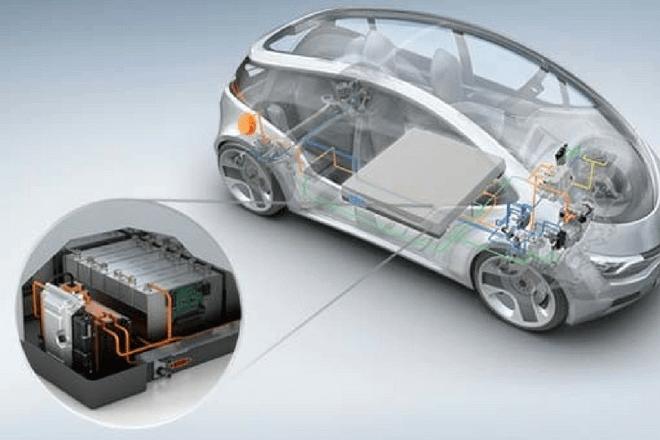 Samsung apuesta por los coches eléctricos con baterías de carga rápida