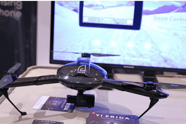 Yi Érida, el nuevo drone de Xiaomi que viaja a 120 kilómetros por hora