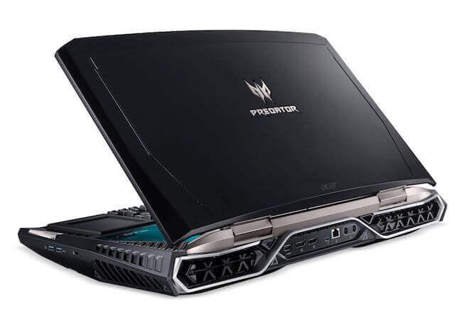 Acer Predator 21 X tiene un precio a partir de 9.999 euros.