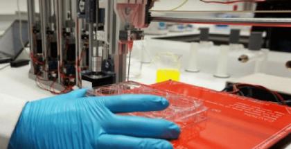 """Un equipo de investigadores españoles desarrolló un prototipo de bioimpresora en 3D de piel humana """"totalmente funcional"""". Esta piel """"es apta para el trasplante y también puede usarse en la investigación."""