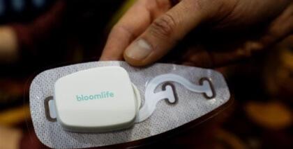 Dispositivo que puede medir las contracciones de tu embarazo