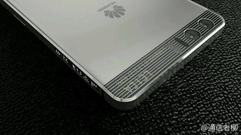 La cámara del Huawei P10