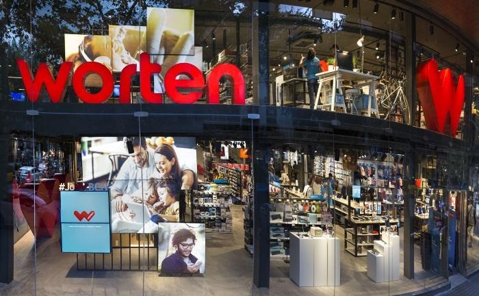 Worten ofrece plan anual de renovación de móvil desde 1 euro al día