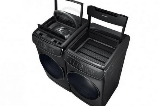Doble lavadora y doble secadora: La propuesta más arriesgada de Samsung en el CES 2017