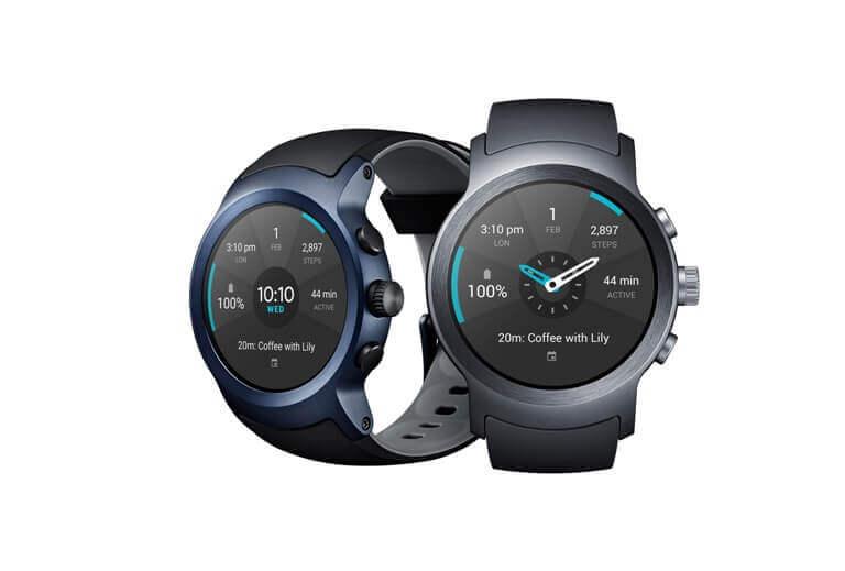 LG Watch Sport y LG Watch Style