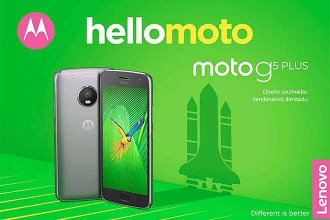 Moto G5 y Moto G5 Plus: Características, precios y más
