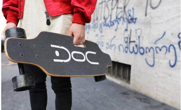 Nilox DOC Skate, el patinete con control remoto ya se puede comprar en España