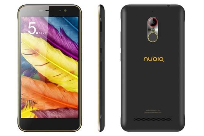 Nubia N1 Lite: un móvil bueno, bonito y barato en el MWC 2017
