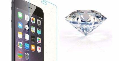Pantalla de diamante para móviles