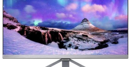 Philips apuesta por monitores ultra delgados y Full HD