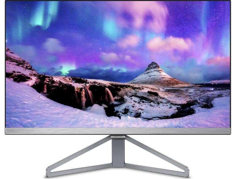 Philips apuesta por monitores ultra delgados y Full HD