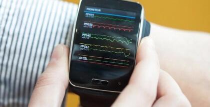Reloj inteligente que puede detectar emociones