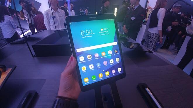 Comprar la Samsung Galaxy Tab S3 en España ya es posible