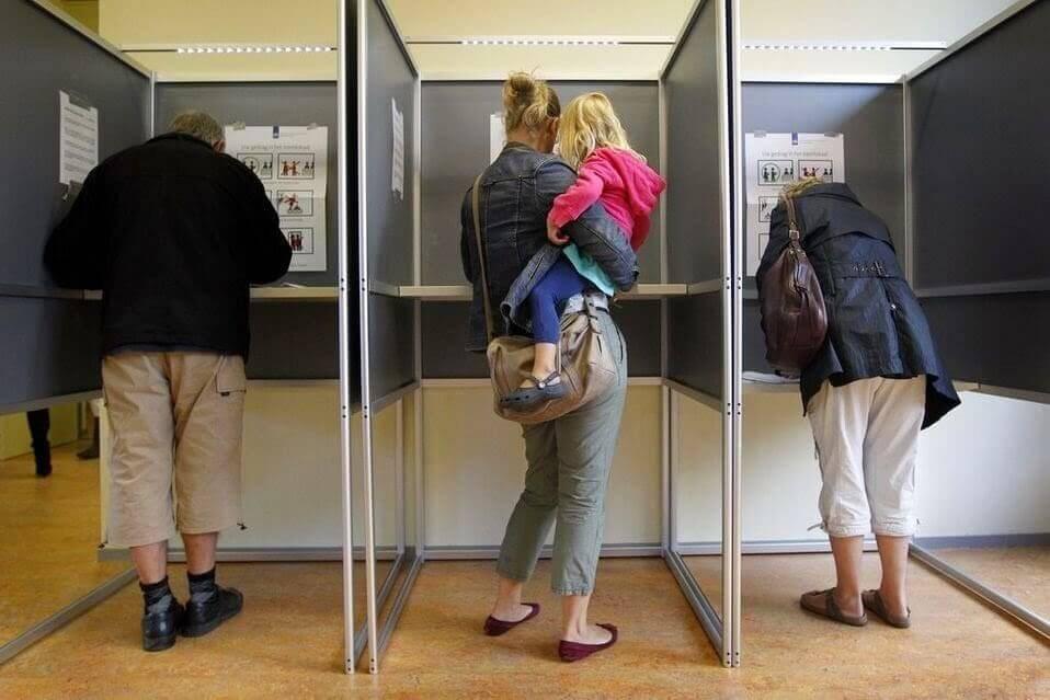 Voto electrónico Holanda