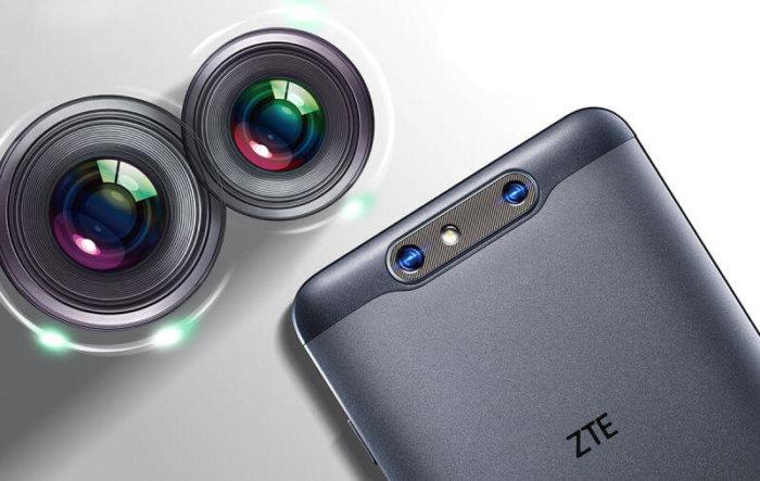 ZTE Blade V8: un gama media con cámara dual llega en el MWC 2017