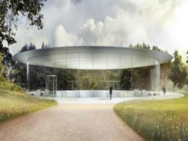 El Centro de Visitantes de Apple Park abre sus puertas