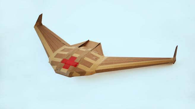 drones desechables