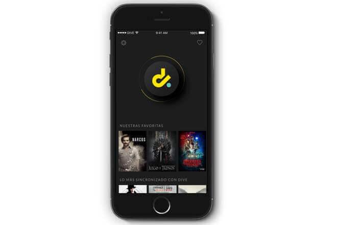 Dive la app para enriquecer la experiencia de ver series giztab - Samsung dive app ...