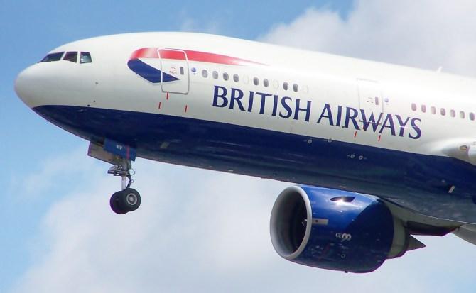 British Airways utilizará reconocimiento facial a sus pasajeros