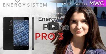 Energy Phone Pro 3