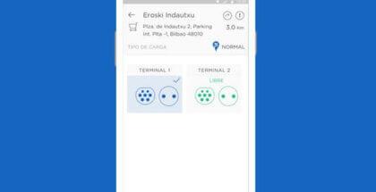 app para cargar coches eléctricos de IBIL
