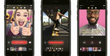 """Crea videos divertidos con la aplicación """"Clips"""" de Apple"""